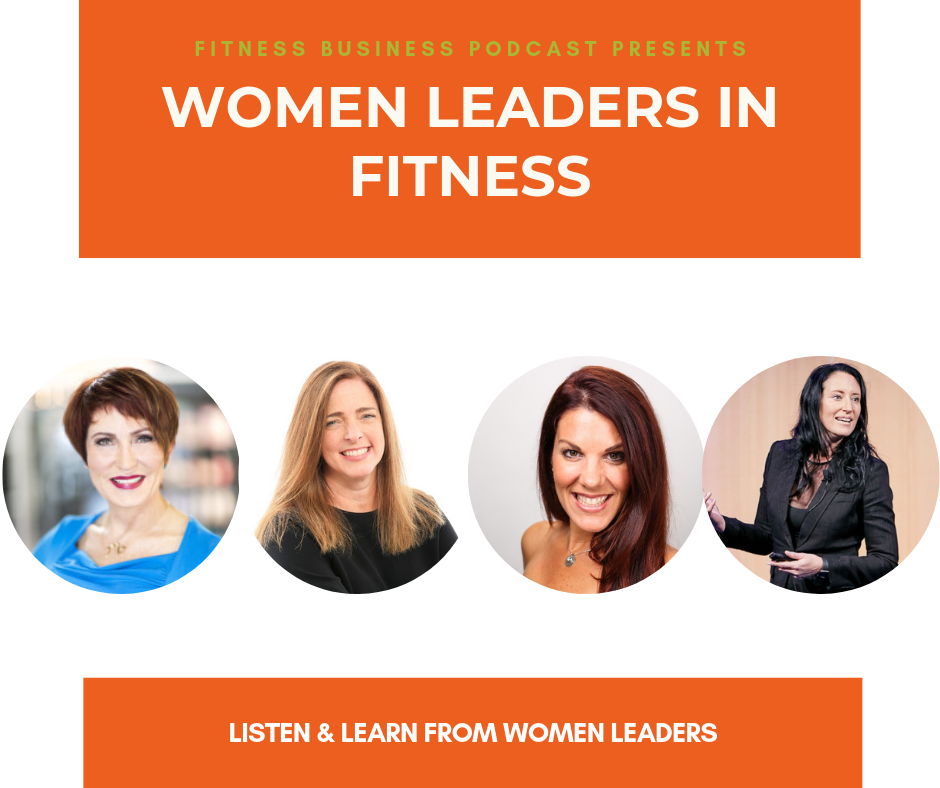 women leaders in fitness