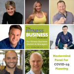 282 Mastermind Panel for COVID-19 Planning